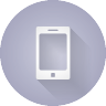 Image of smart phone icon