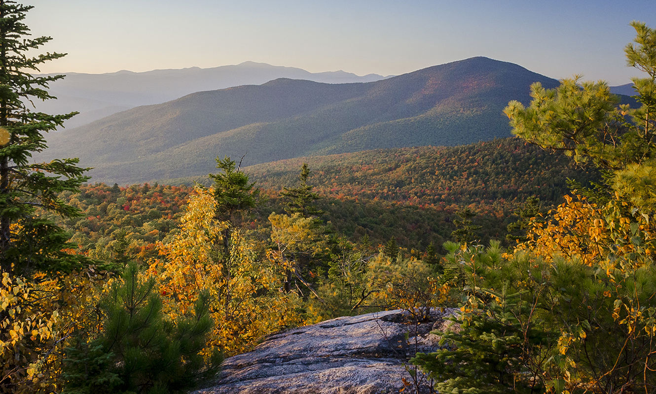 Photo of Mountains in New Hampshire - taken by Dan Houde