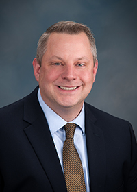 Photo of Curt Murray, AVP Small Business Relationship Manager